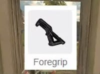 foregrip free fire